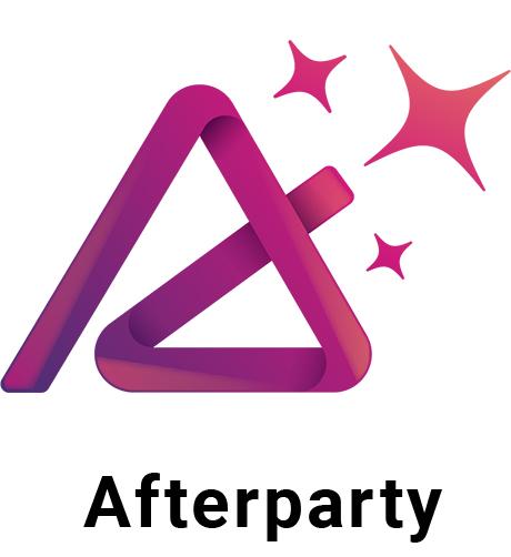 Afterparty company logo