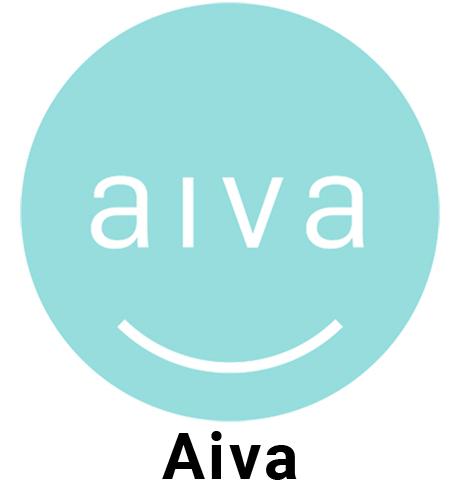 Aiva company logo