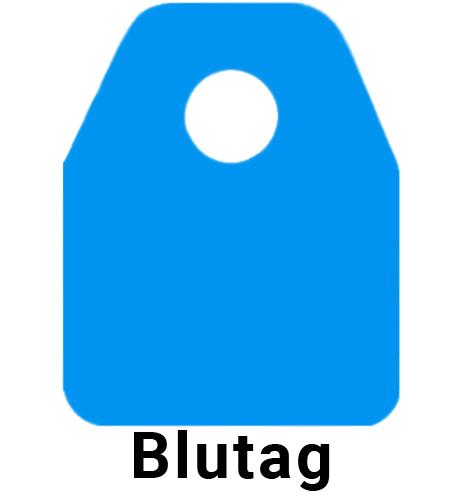 Blutag company logo