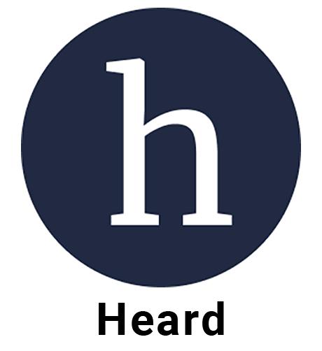 Heard company logo