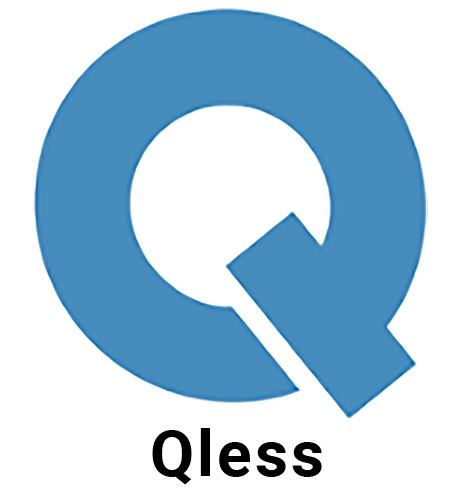 Qless company logo