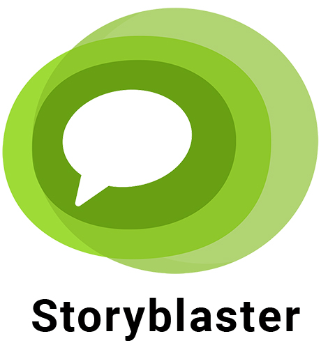 Storyblaster company logo